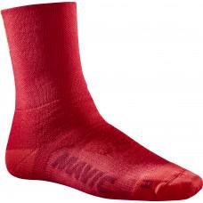 2021 MAVIC ESSENTIAL THERMO PONOŽKY HAUTE RED (LC1234100)