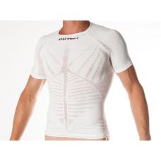 OUTWET EP2 biele ,krátky rukáv, veľkosť UNI/160cm-190cm/