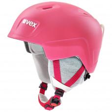 helma UVEX MANIC PRO, pink met (S566224910*)