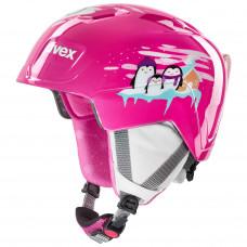 helma UVEX MANIC, pink penguin (S566226910*)