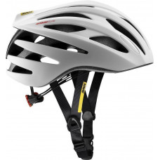 2021 MAVIC HELMA AKSIUM ELITE WHITE/BLACK (L37836100)