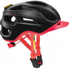 19 MAVIC ECHAPPÉE TRAIL PRO HELMA PIRATE BLACK/FIERY CORAL 401915
