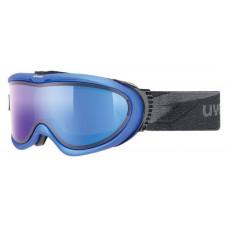 lyžařské brýle UVEX COMANCHE TAKE OFF, cobalt mat double lens/litemirror blue (4026) Množ. Uni