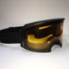 lyžařské brýle UVEX CRAXX OTG, black mat dl/lgl S1 (2030) Množ. Uni