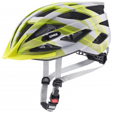 2021 UVEX HELMA AIR WING CC, GREY - LIME MAT