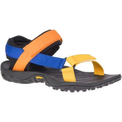 obuv merrell J000789 KAHUNA WEB blue/orange