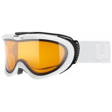 lyžařské brýle UVEX COMANCHE LGL, white/lasergold lite (1229) Množ. Uni