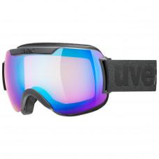 lyžařské brýle UVEX DOWNHILL 2000 CV, black SL/blue-orange Množ. Uni