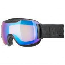 lyžařské brýle UVEX DOWNHILL 2000 small CV, blk SL/blue-orange (2230) Množ. Uni