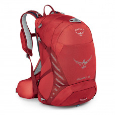 2021 OSPREY ESCAPIST 25 CAYENNE RED