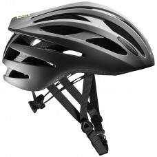 2021 MAVIC HELMA AKSIUM ELITE BLACK METAL/BLACK (L41006300)