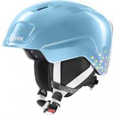 helma UVEX HEYYA, blue confetti (S566252500*)