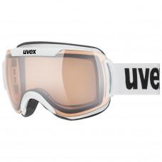 lyžařské brýle UVEX DOWNHILL 2000 V, white dl /silver (1030) Množ. Uni