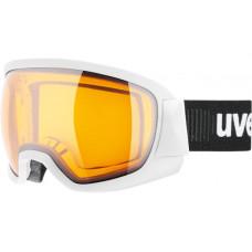 lyžařské brýle UVEX CONTEST, white mat dl/lgl (1029) Množ. Uni