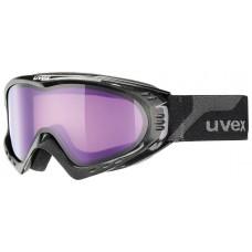 lyžařské brýle UVEX F 2, black met/ psycho (2124) Množ. Uni
